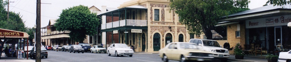 Clare Valley Main Street
