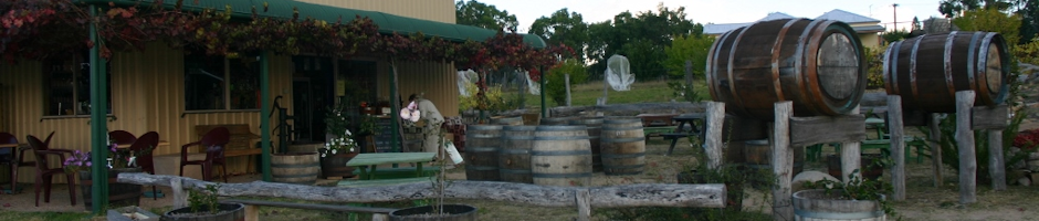 Stanthorpe Wine Distric