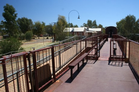 Railway Museum Alice Springs