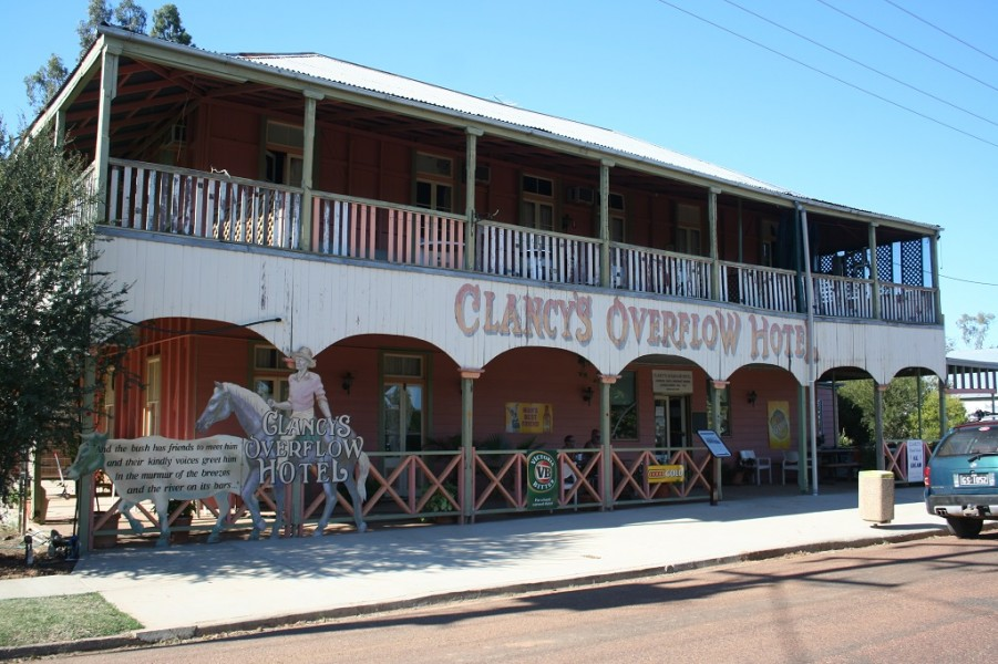 Clancy Overflow Hotel