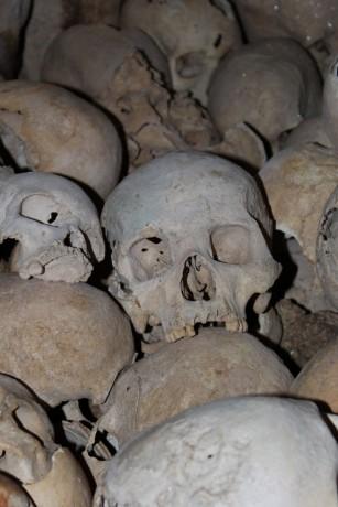 Skull Caves of Milne Bay