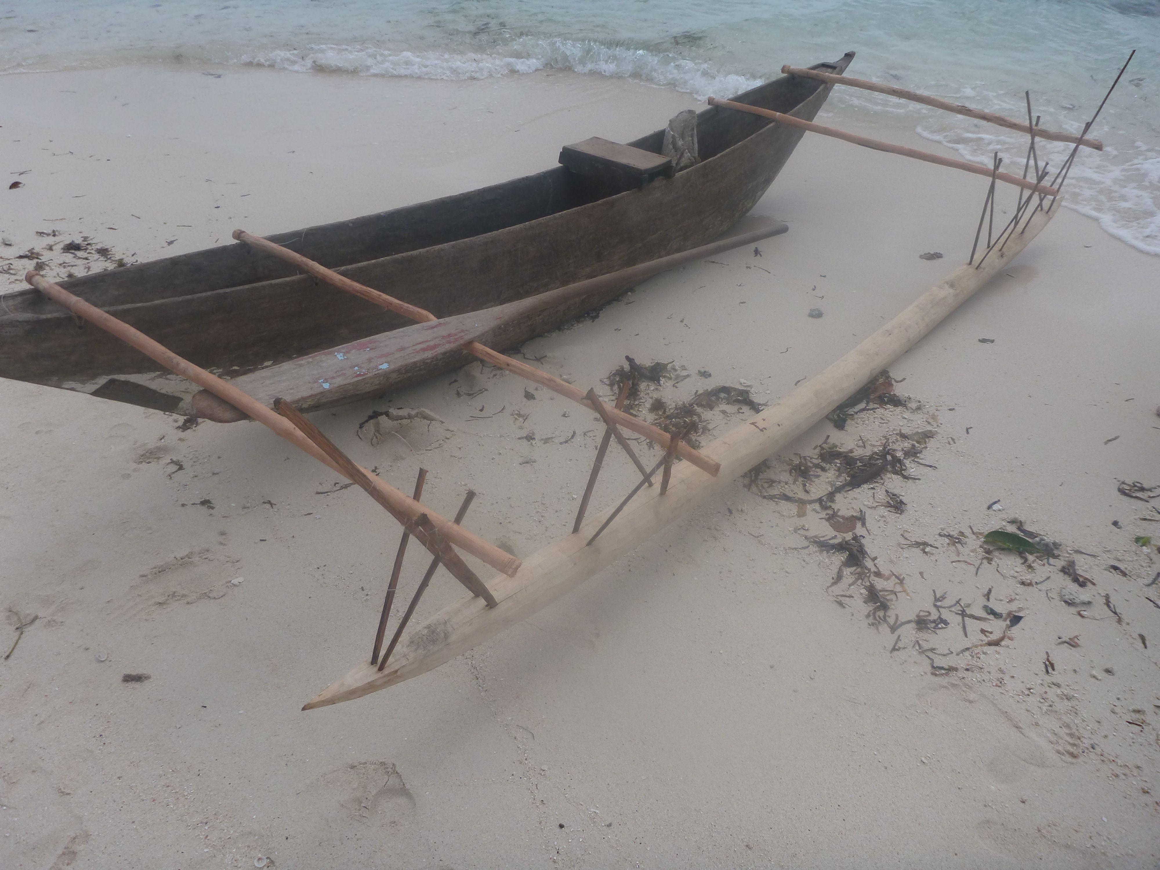 PNG Dugout Canoe
