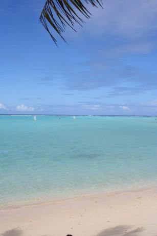 Muri Beach Lagoon