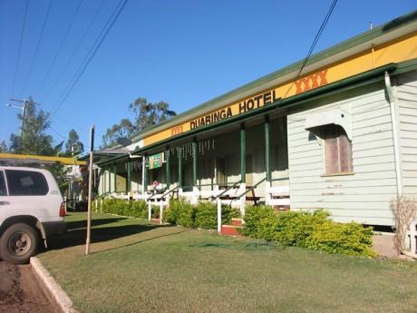 Daruinga Hotel