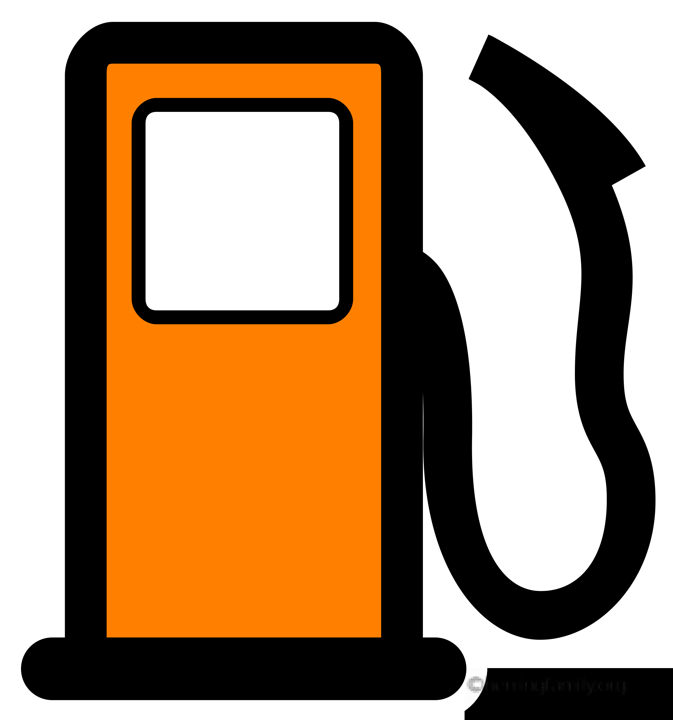 Carton of a Fuel Pump